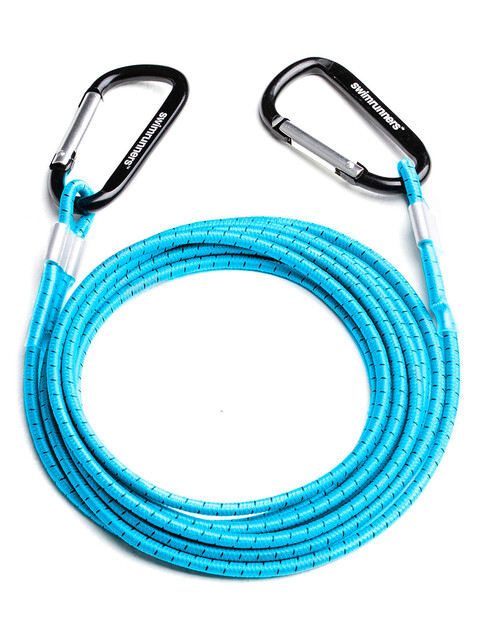 Swimrunners Support Pull Belt Cord 3 meter Blue